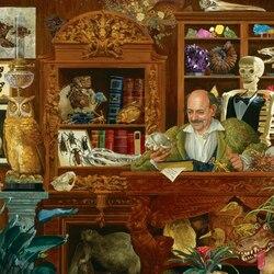 Пазл онлайн: Истинный философ или философствующий натуралист