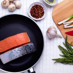 Пазл онлайн: Красная рыба