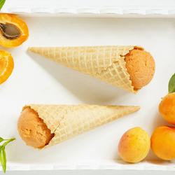 Пазл онлайн: Вкус абрикоса