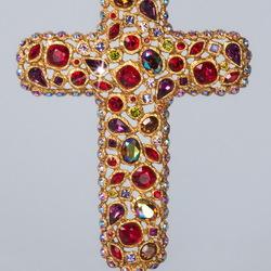 Пазл онлайн: Настольный крест