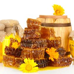 Пазл онлайн: Вкус меда