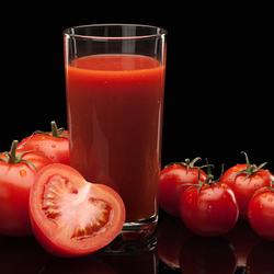 Пазл онлайн: Томатный сок