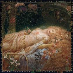 Пазл онлайн: The Sleeping Beauty / Спящая Красавица