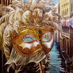 Пазл онлайн: Венеция глазами маски ...