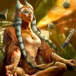 Пазл онлайн: The Force shall free me / Сила освободит меня
