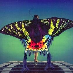 Пазл онлайн: Butterfly / Бабочка