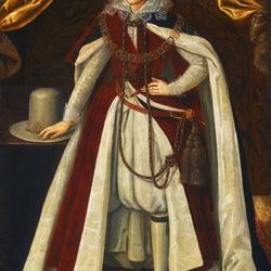 Пазл онлайн: Портрет Карла,герцога Йоркского