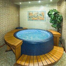 Пазл онлайн: Домашний СПА-бассейн
