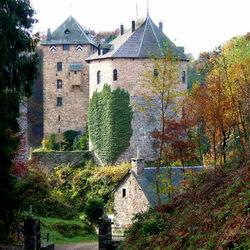 Пазл онлайн: Замок Райхардштайн