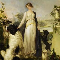 Пазл онлайн: Фредерика, герцогиня Йоркская