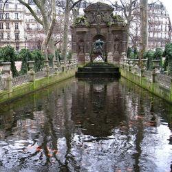 Пазл онлайн: Фонтан Медичи. Париж