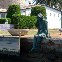 Пазл онлайн: Испанская Венеция – город Эмпуриабрава