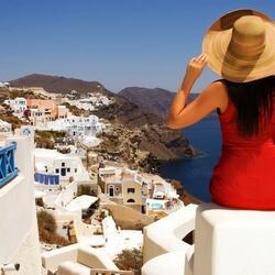 Пазл онлайн: В отпуске
