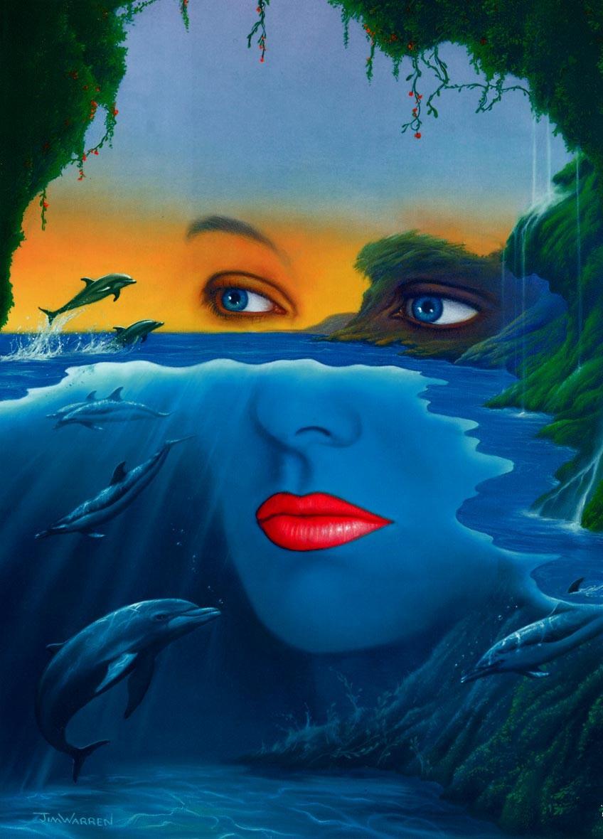 природа глазами человека картинки меня