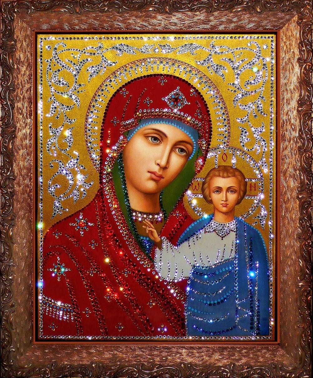 Казанская богородица гиф