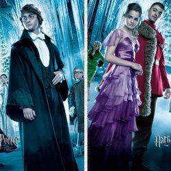 Пазл онлайн: Гарри Поттер