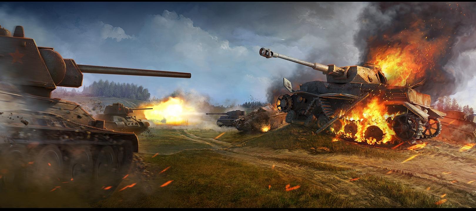картинки танковые бои метод приготовления