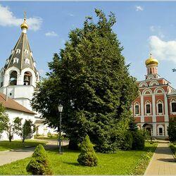 Пазл онлайн: Свято-Иоанно-Богословский монастырь