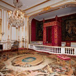 Пазл онлайн: Парадные апартаменты Франциска I. Замок Шамбор. Франция