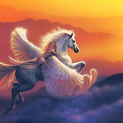 Пазл онлайн: Wings of a Dream / На крыльях мечты