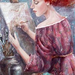 Пазл онлайн: «Письма к Элизе» - сказка о любви.Письмо № 2