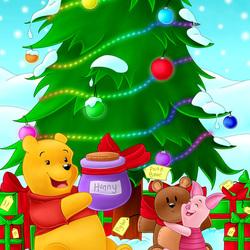 Пазл онлайн: Подарки к празднику