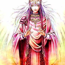 Пазл онлайн: Моя богиня