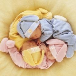 Пазл онлайн: Сон младенцев