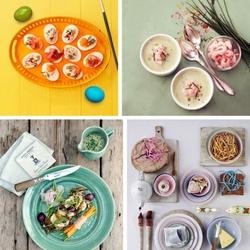 Пазл онлайн: Блюда