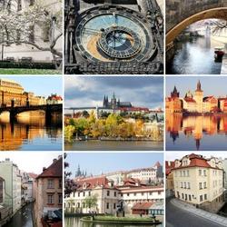 Пазл онлайн: Красота Праги