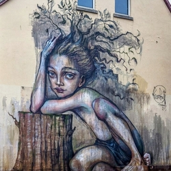 Пазл онлайн: Herakut (Фрайбург, Германия)
