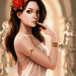 Пазл онлайн: Афродита