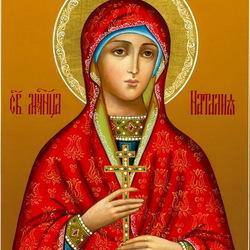 Пазл онлайн: Святая мученица Наталия