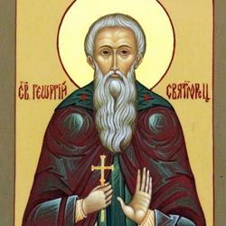Пазл онлайн: Святой Георгий Святогорец
