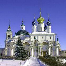 Пазл онлайн: Храм в России