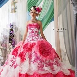 Пазл онлайн: Свадебное платье от Stella de Libero