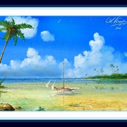 Пазл онлайн: Тропические мотивы