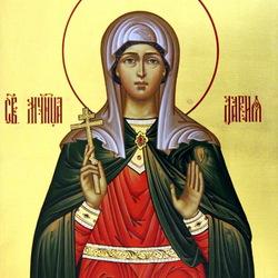 Пазл онлайн: Святая мученица Дария