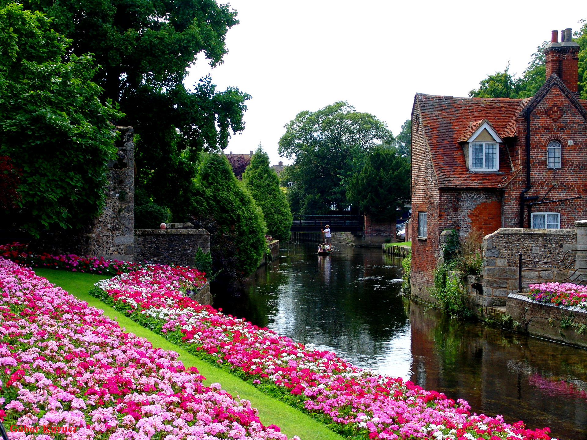 canterbury Canterbury once one of medieval europe's great places of pilgrimages, explore the cobbled streets and hidden gems of this world-famous cathedral city.