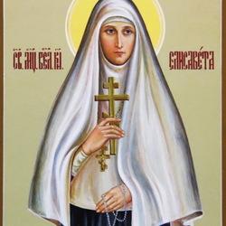 Пазл онлайн: Святая мученица Елизавета Федоровна Романова