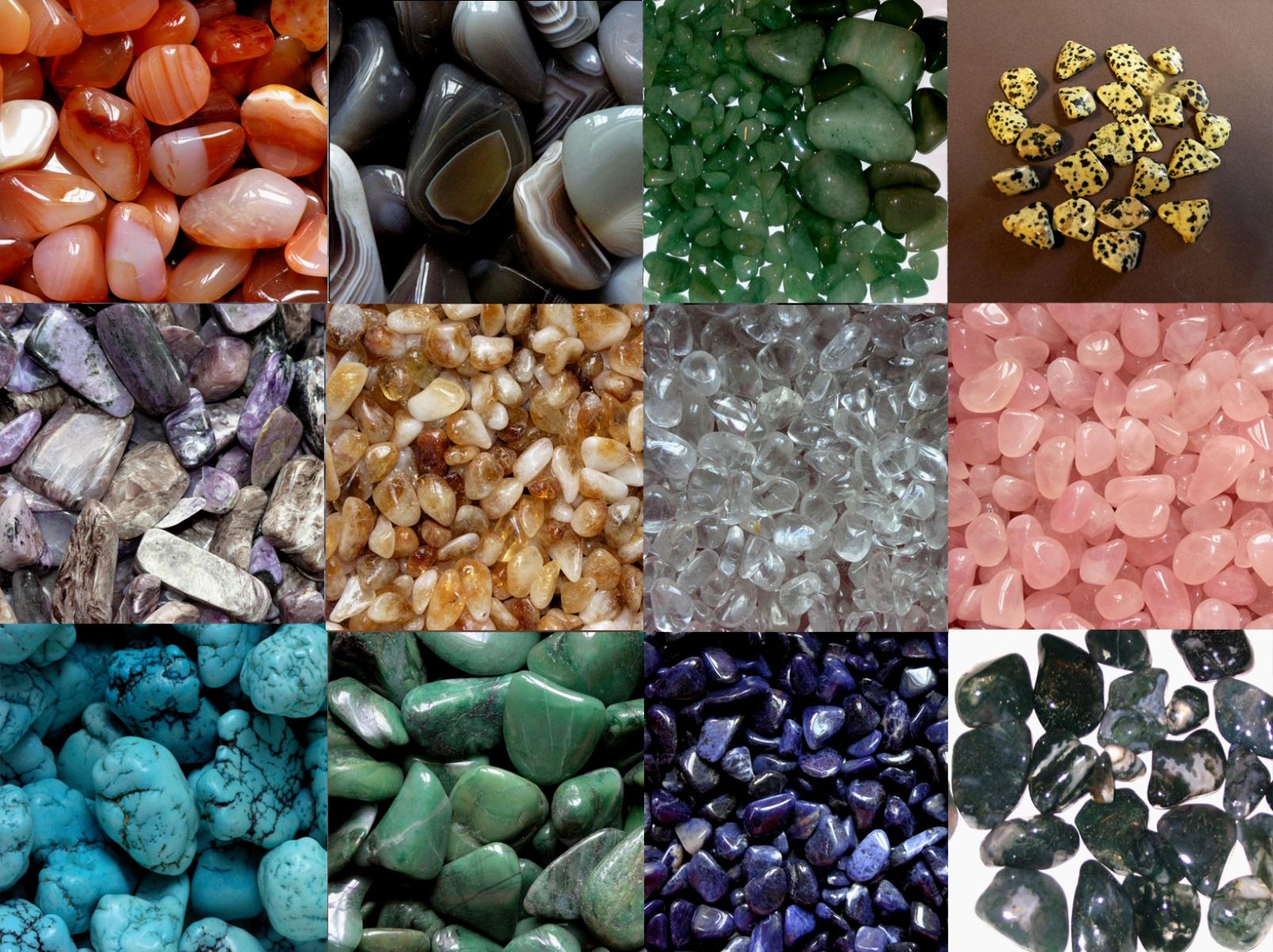 некоторое значение полудрагоценных камней с фото интеллигенты