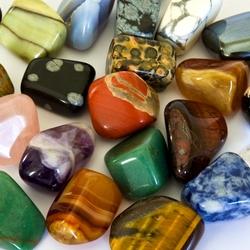 Пазл онлайн: Натуральные камни