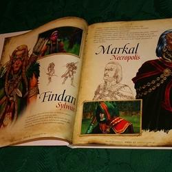 Пазл онлайн: Книга героев меча и магии