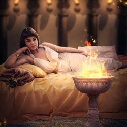 Пазл онлайн: Принцесса Египта