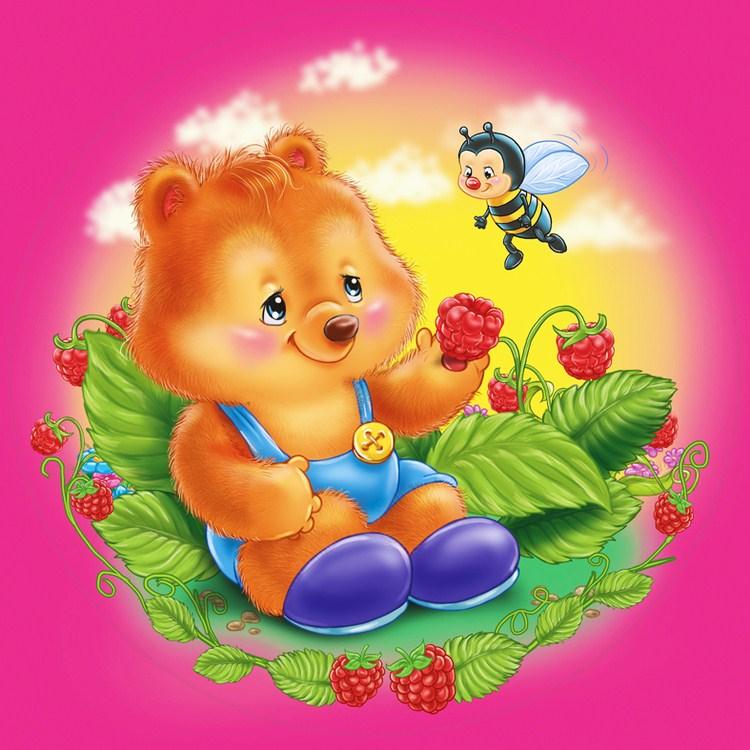 поиска мишка с ягодами картинки трон один ключевых