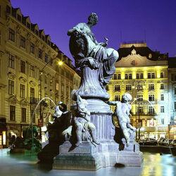 Пазл онлайн: Вена