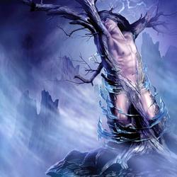 Пазл онлайн: Душа дерева