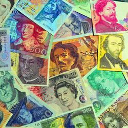Пазл онлайн: Деньги