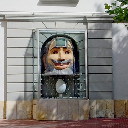 Пазл онлайн: Музей Дали