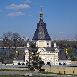 Пазл онлайн: Киево-Печерская Лавра /фрагмент/